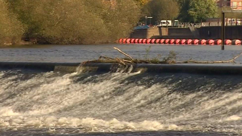 'Largest river restoration' work begins in Worcestershire