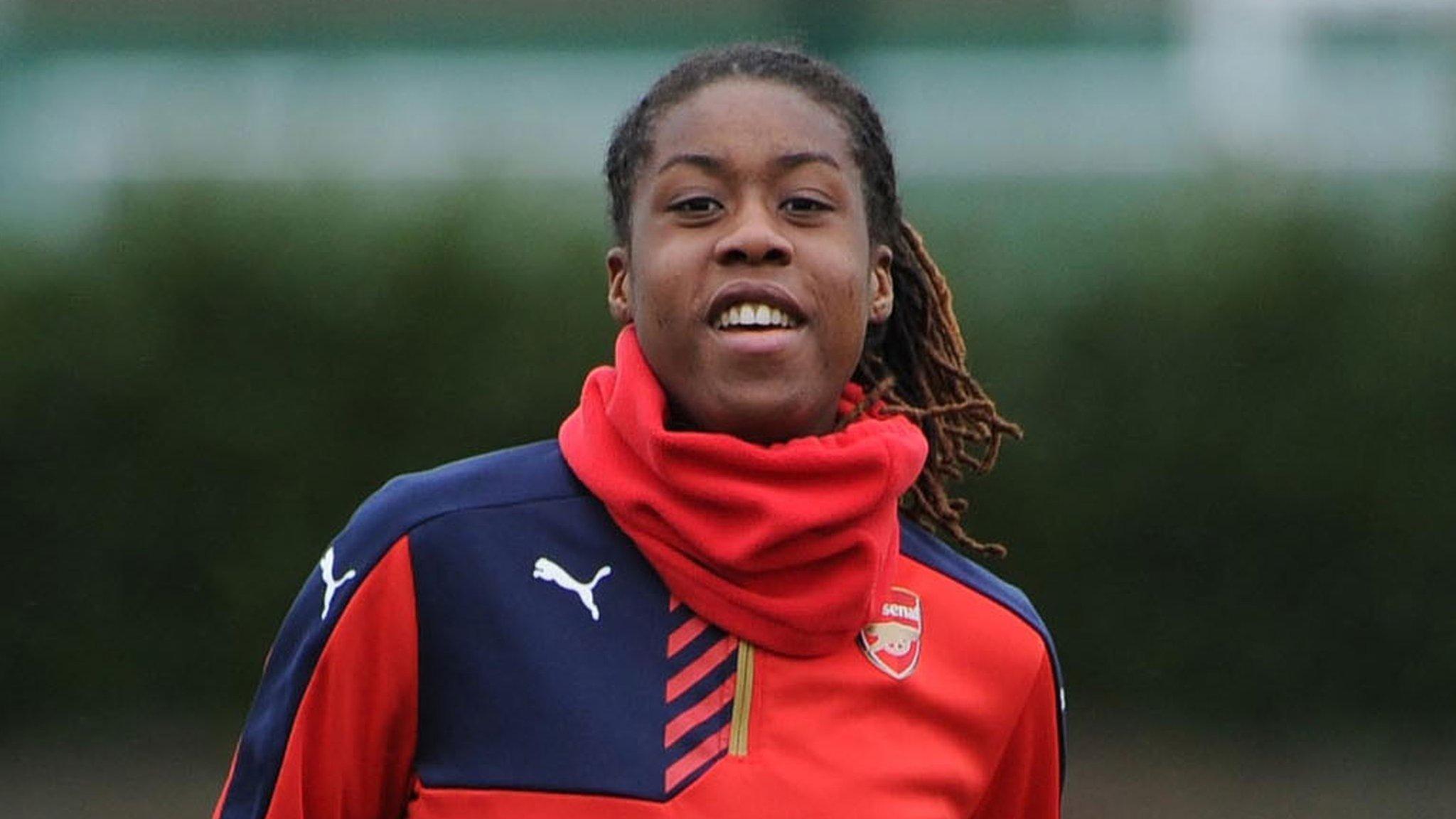 Vyan Sampson: West Ham Ladies sign defender from Arsenal Women