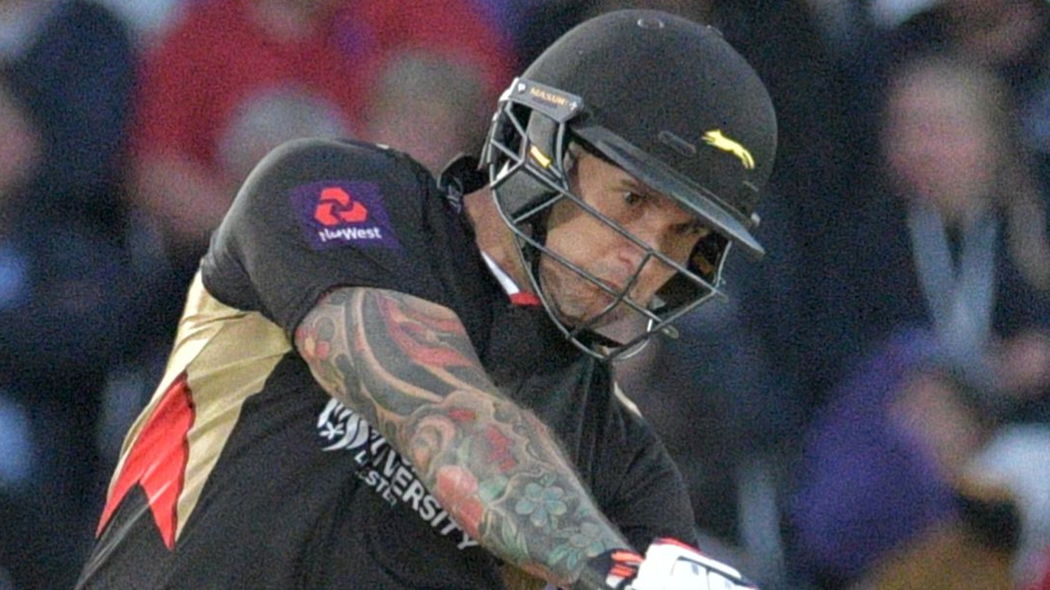 Cameron Delport: All-rounder leaves Leicestershire by mutual consent