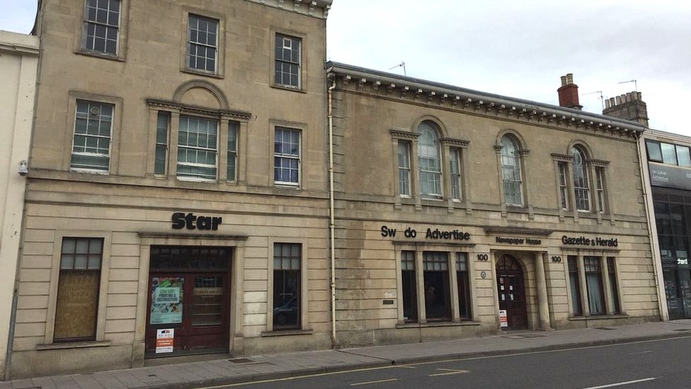 Former Swindon Advertiser site guardian scheme 'unacceptable'