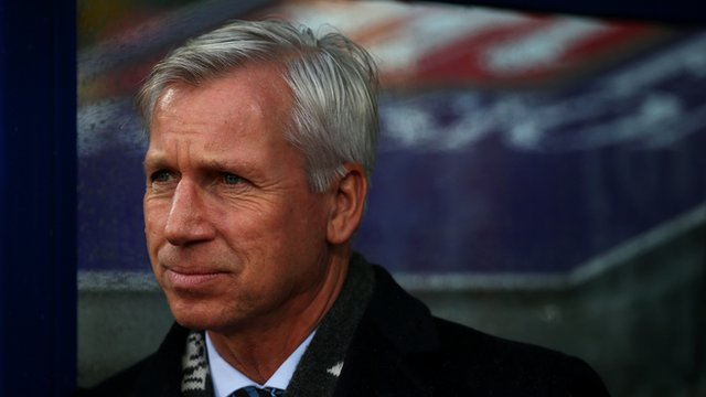 Crystal Palace 0-3 Chelsea: Pardew urges Eagles to 'move on'