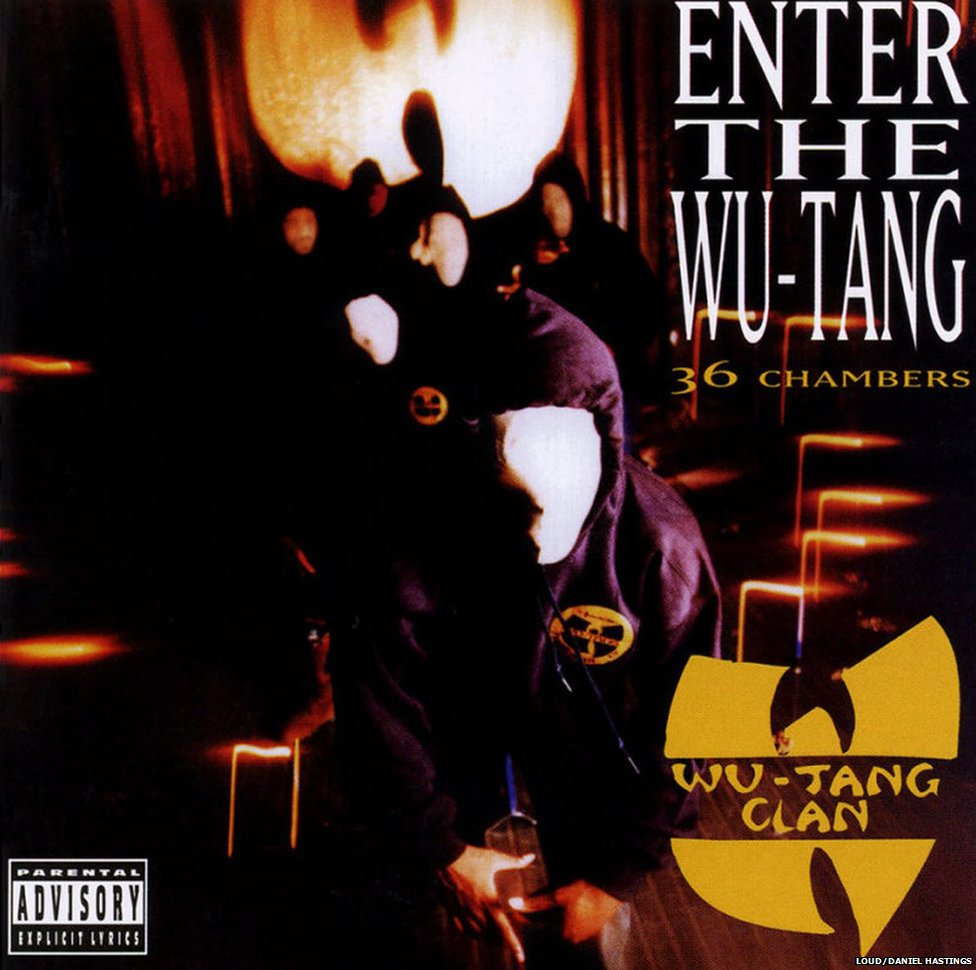 Wu Tang Clan album cover