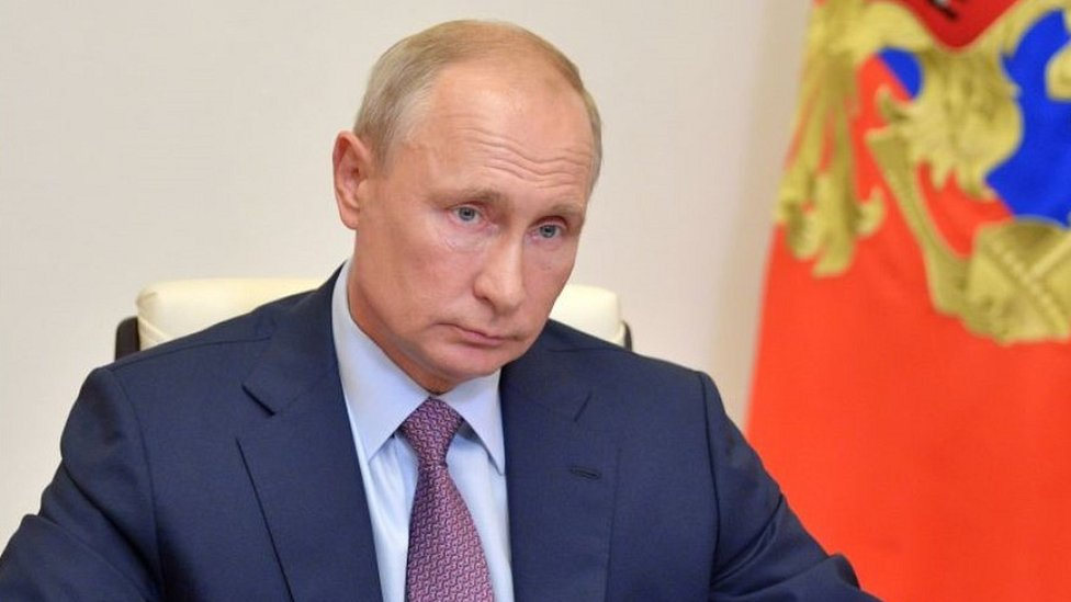 Russia Moves To Protect Putin From Prosecution Bbc News