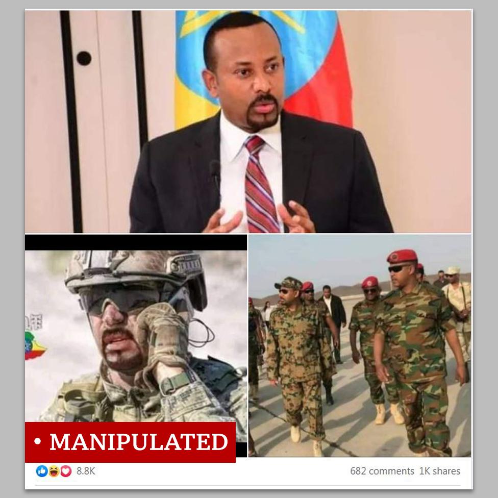 Ethiopia's Tigray crisis: Fact-checking misleading images thumbnail