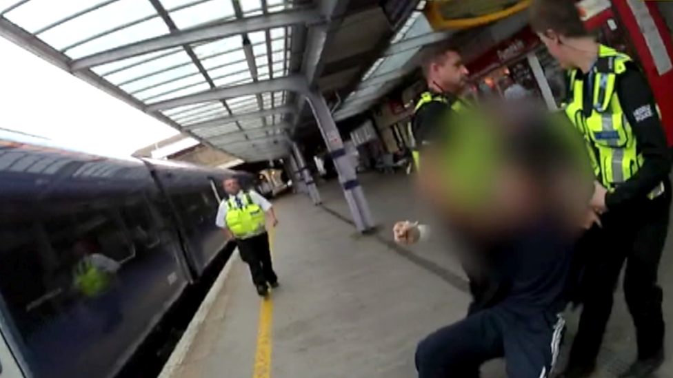 Rail staff issued with body cameras to record assaults