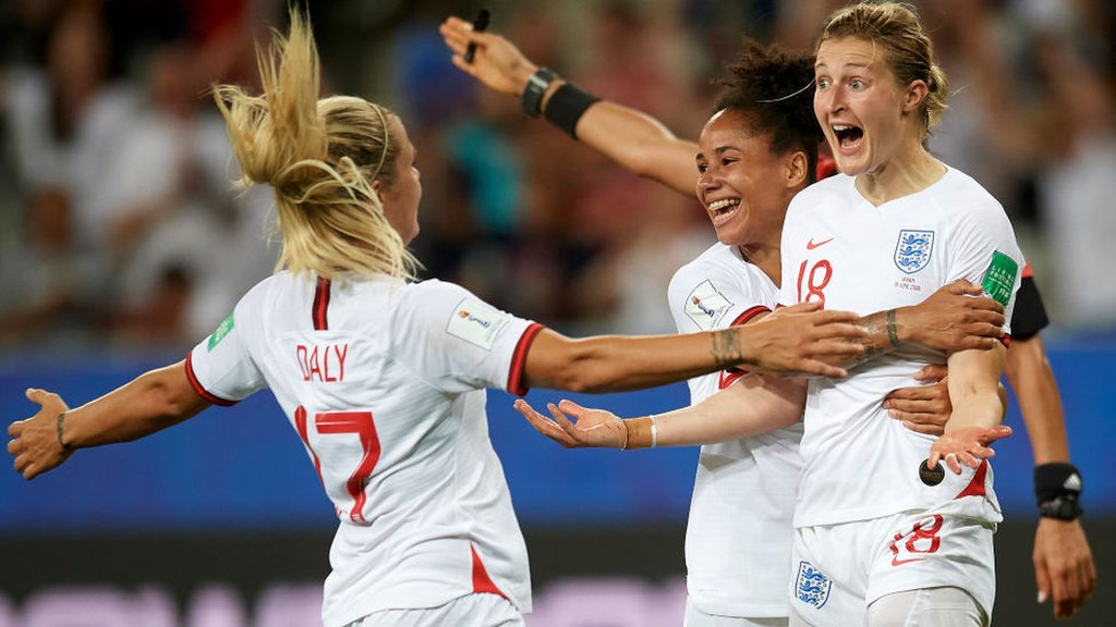 Women's World Cup: Is Phil Neville's positivity masking England flaws?