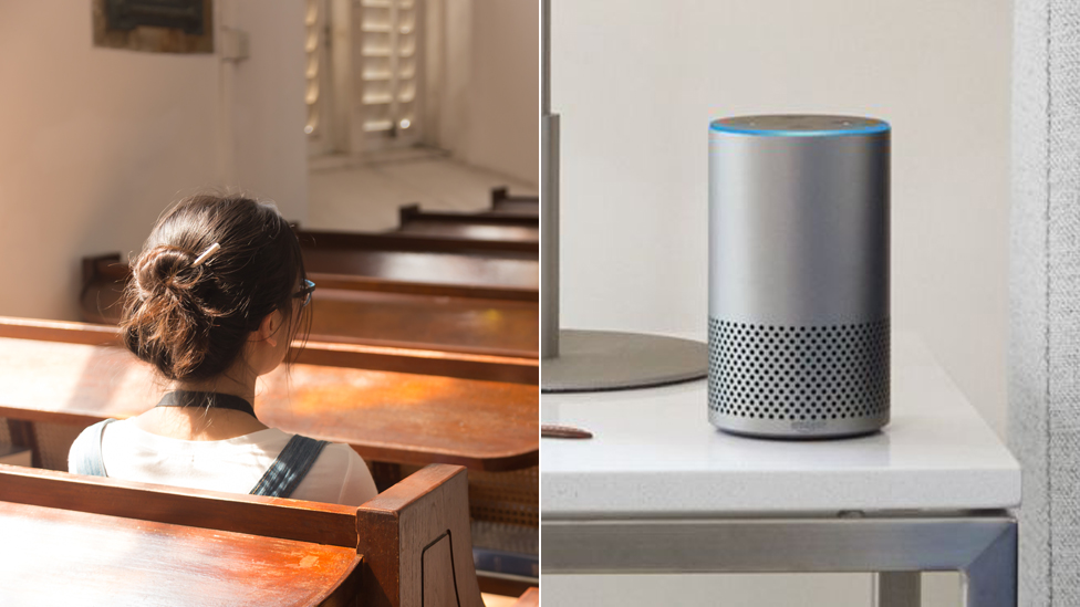Church of England offers prayers read by Amazon's Alexa