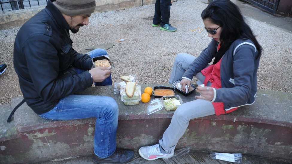 Soup kitchens and start-ups: Greek bailout era ends