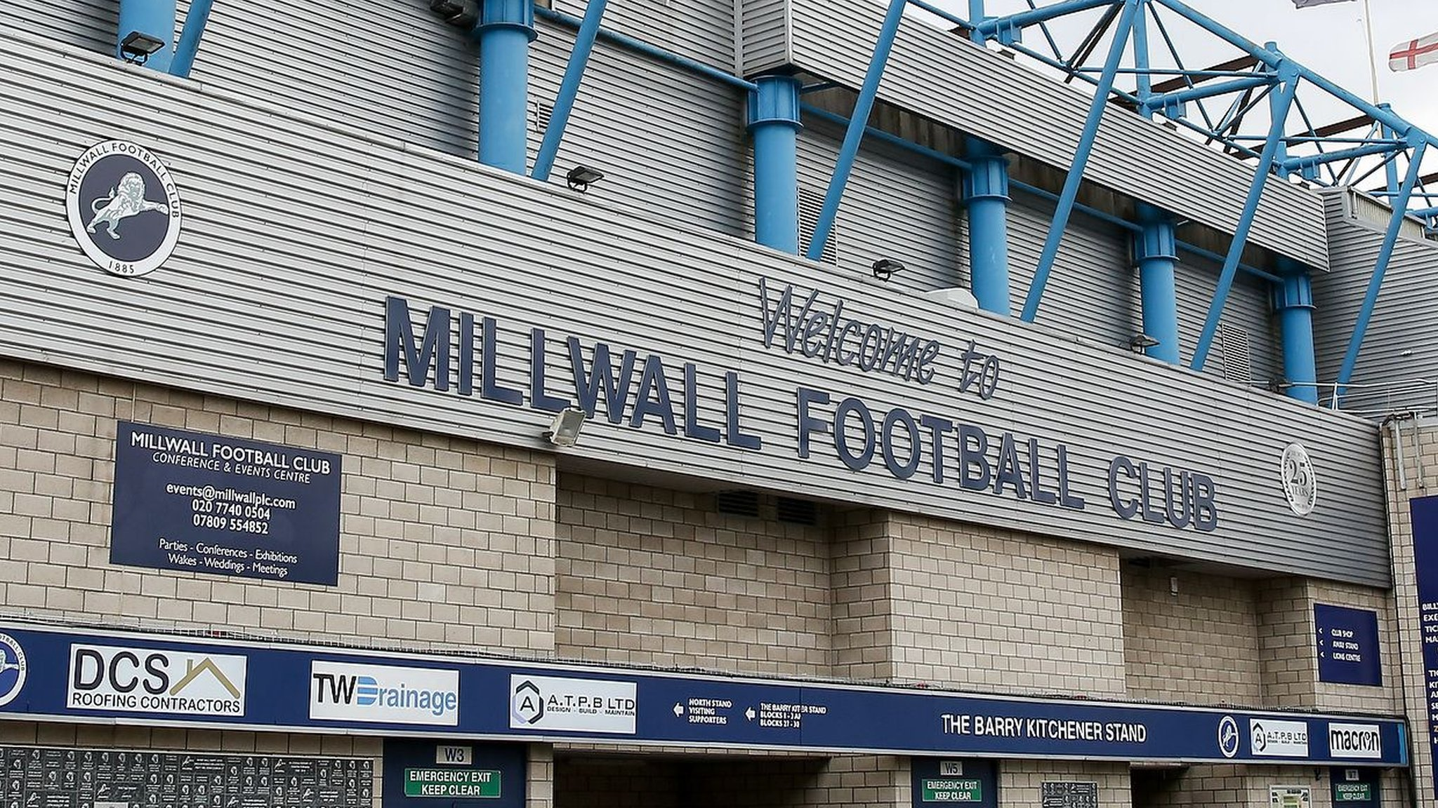 Millwall charged after alleged racist chanting by fans at FA Cup tie v Everton