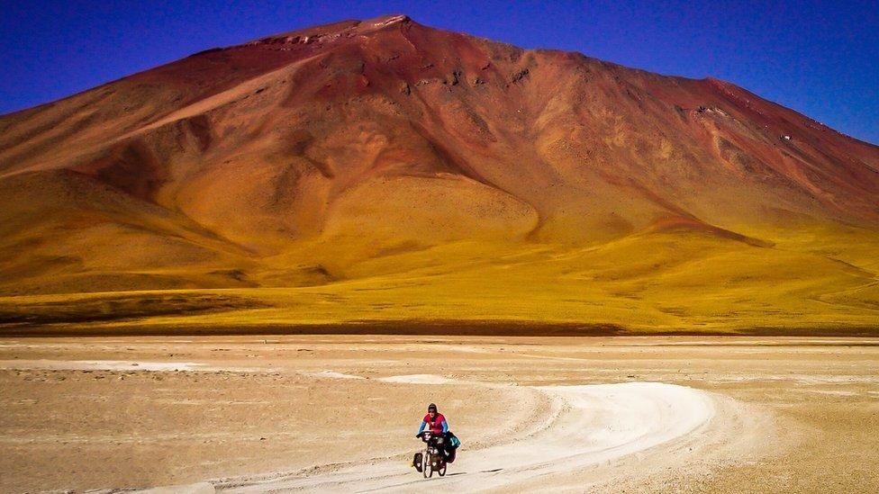 Išbel na bolivijskom Altiplanu