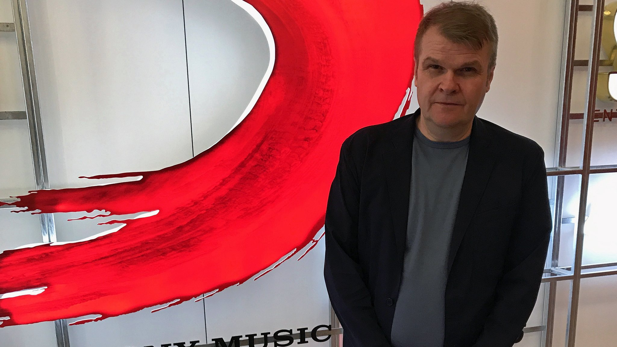 BBC News - Sony music boss: 'You've got to be good at keeping secrets'