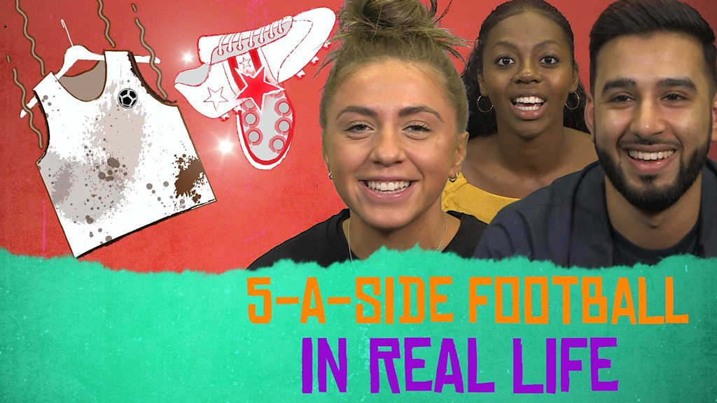 In Real Life: Smelly bibs & wishing you were Ronaldo - the best & worst of 5-a-side football
