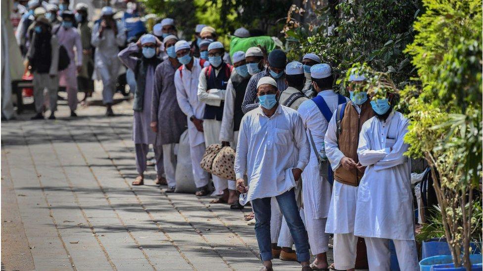 Kehabisan Uang, WNI Anggota Jamaah Tabligh di India Minta Dievakuasi