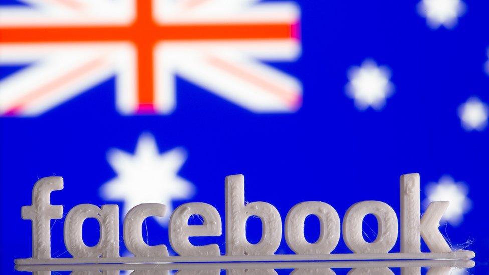 فيسبوك في أستراليا.