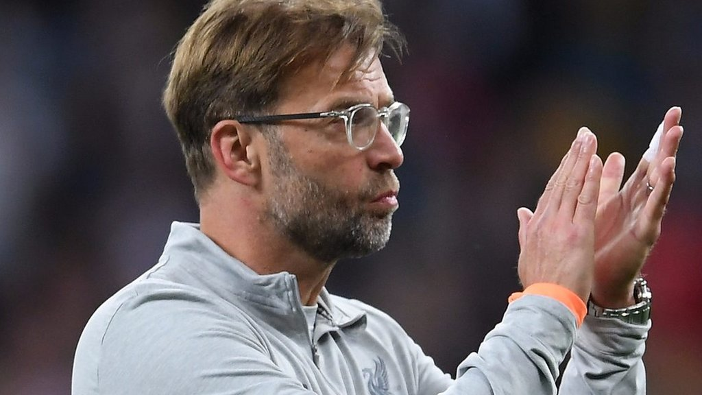 Real Madrid 3-1 Liverpool: Jurgen Klopp says Reds wanted everything and got minus something