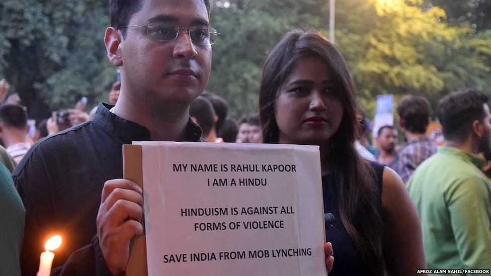 #TabrezAnsari: मॉब लिंचिंग के ख़िलाफ़ भारत के 50 से ज़्यादा शहरों में प्रदर्शन - सोशल
