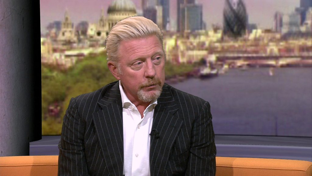 Boris Becker tells Marr: My CAR passport is genuine