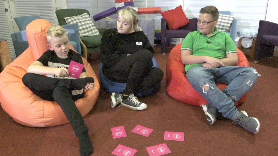 Children in Need: Meet the children helped through bereavement