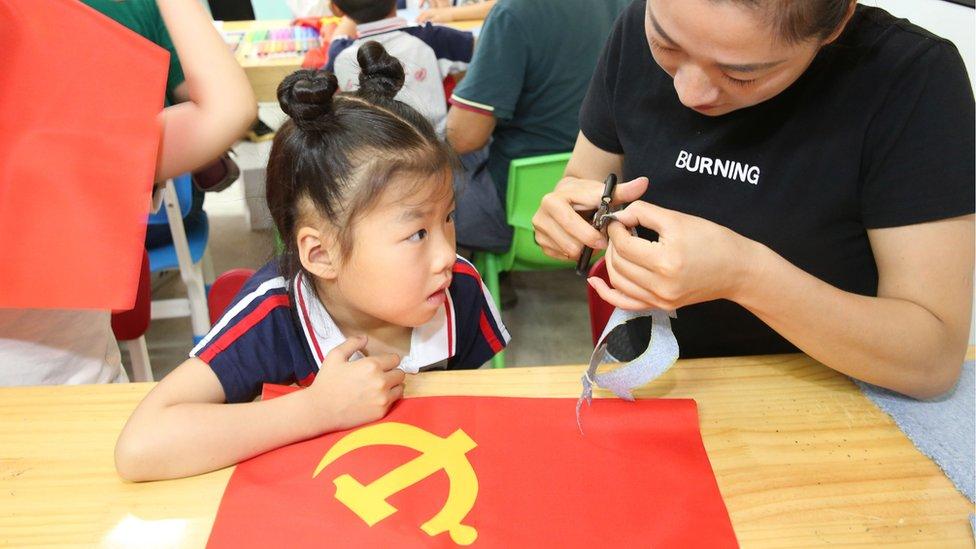 Komunistička partija prisutna je u svim sferama života