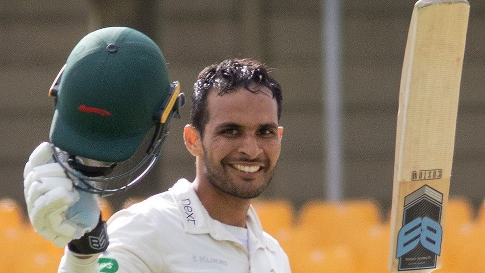 107477845 azad rex - County Championship: Leicestershire & Gloucestershire play out predictable draw