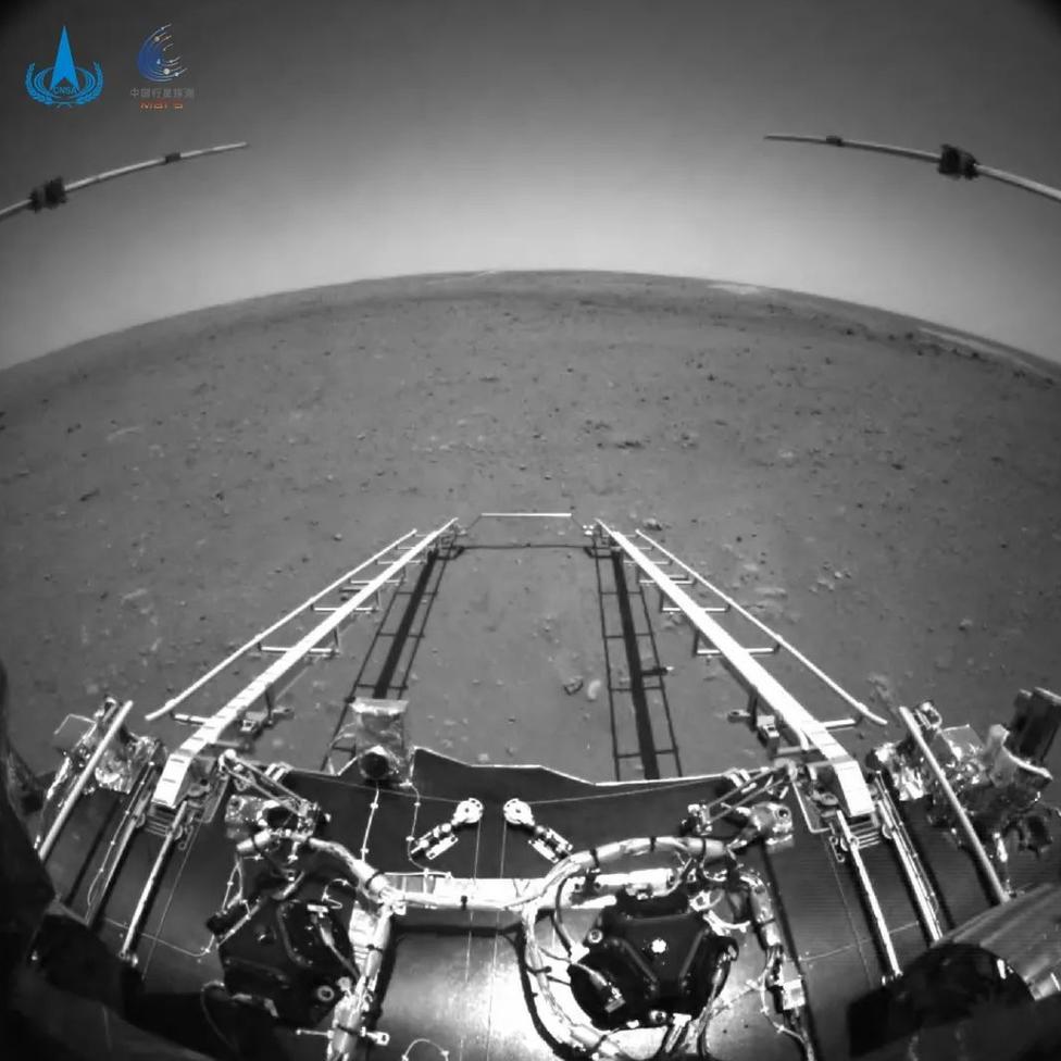 Vista frontal del robot.