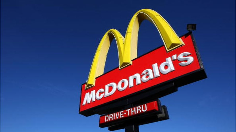 McDonald's loses case against Irish rival