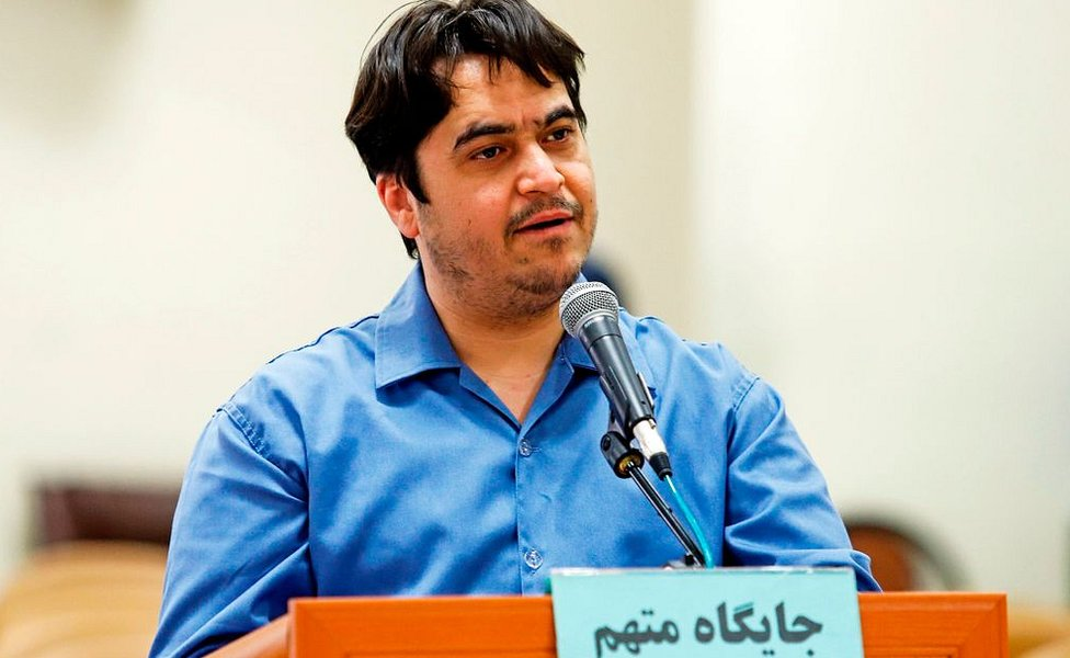 Iran summons French and German envoys over criticism of journalist's execution