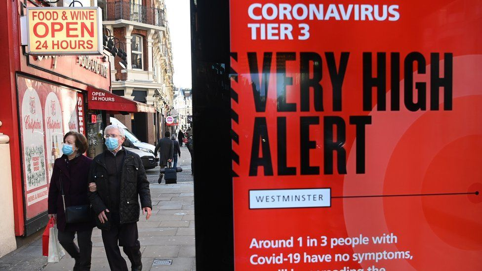 İngiltere'de nüfusun yarıdan fazlası en sıkı önlemler kapsamına alındı