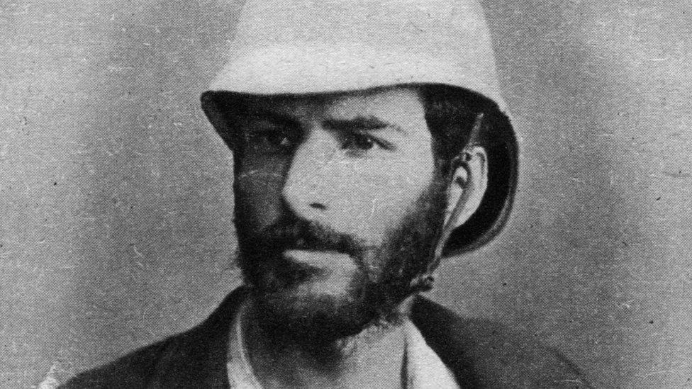 Explorer Pietro Paolo Savorgnan di Brazza