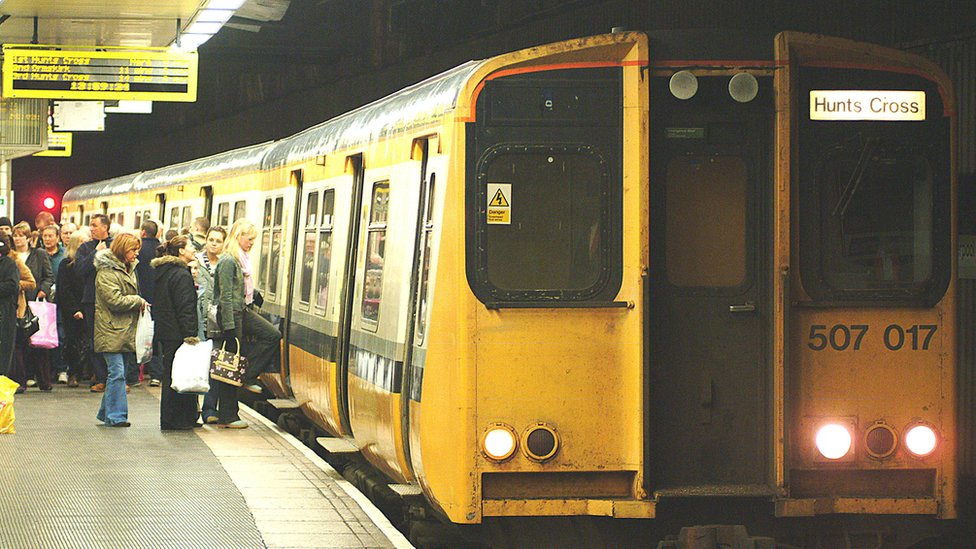 Merseyrail stations to close for platform upgrades