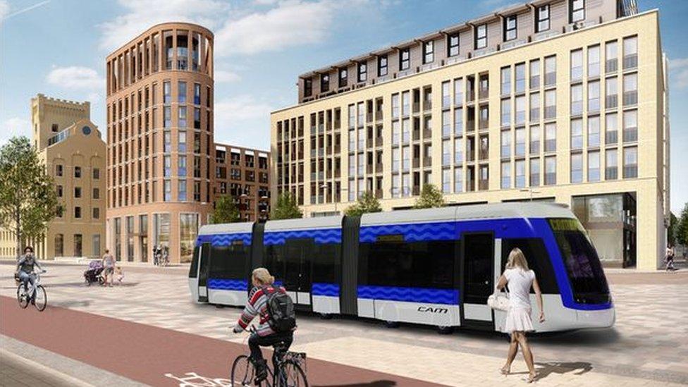 Plans for Cambridge underground discussed 'in private'
