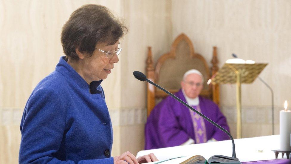 Francesca Di Giovanni