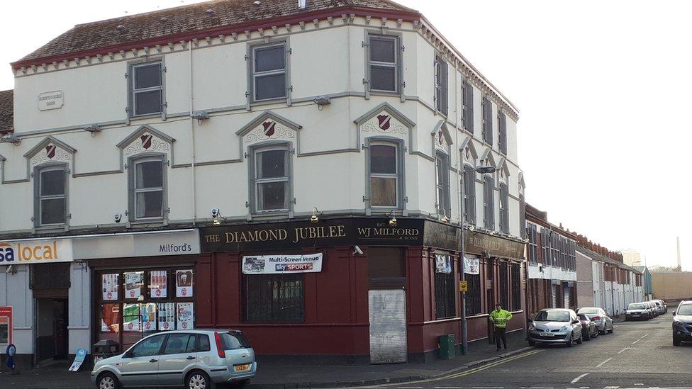 New Belfast pub