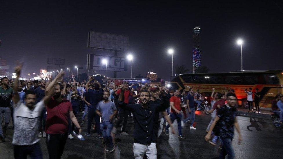 مظاهرات تطالب برحيل السيسي في مصر: شرارة ثورة جديدة أم زوبعة في فنجان؟