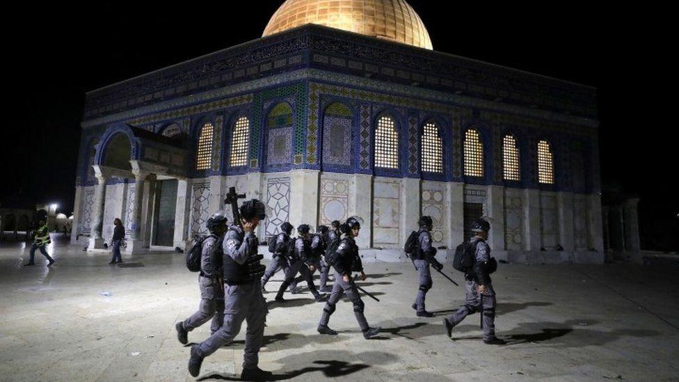 Complejo de la mezquita Al-Aqsa