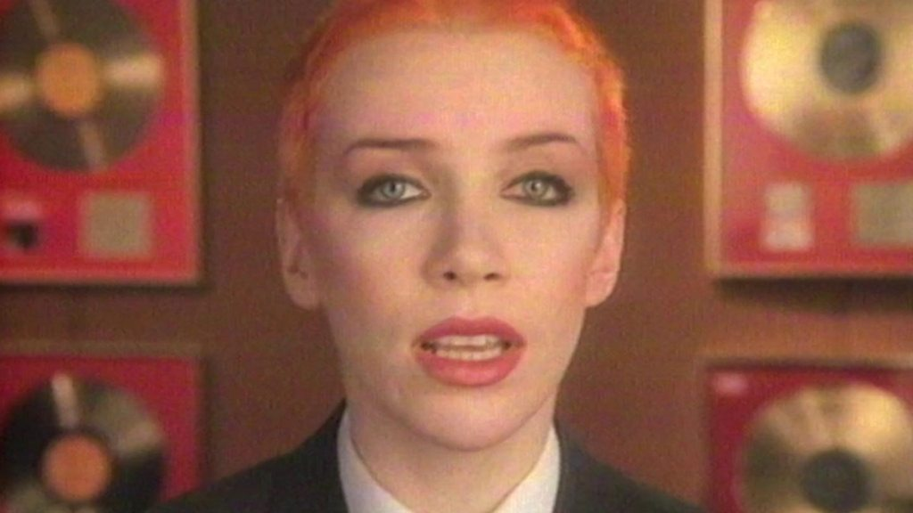 BBC News - Eurythmics duo will 'definitely' work together again