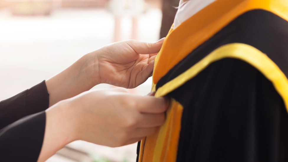 There has been a rise in the number of Northern Irish students in the Republic in recent years.