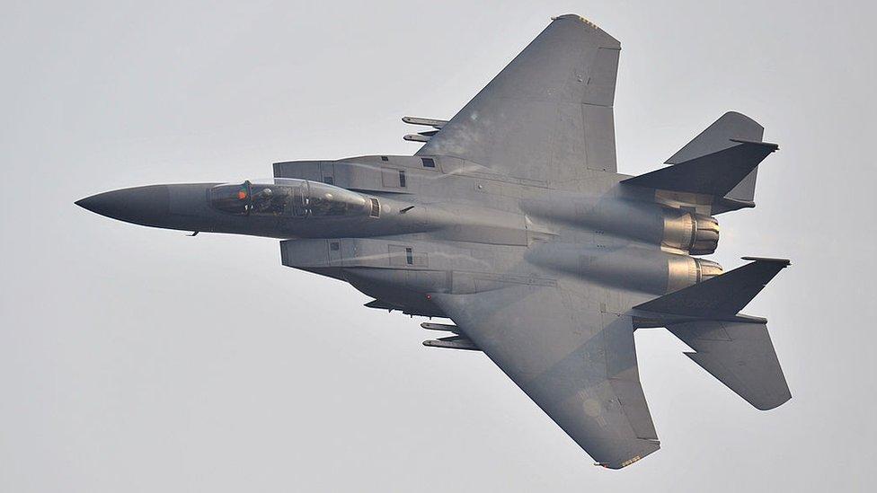 Южная Корея выразила России протест из-за вторжения военного самолета