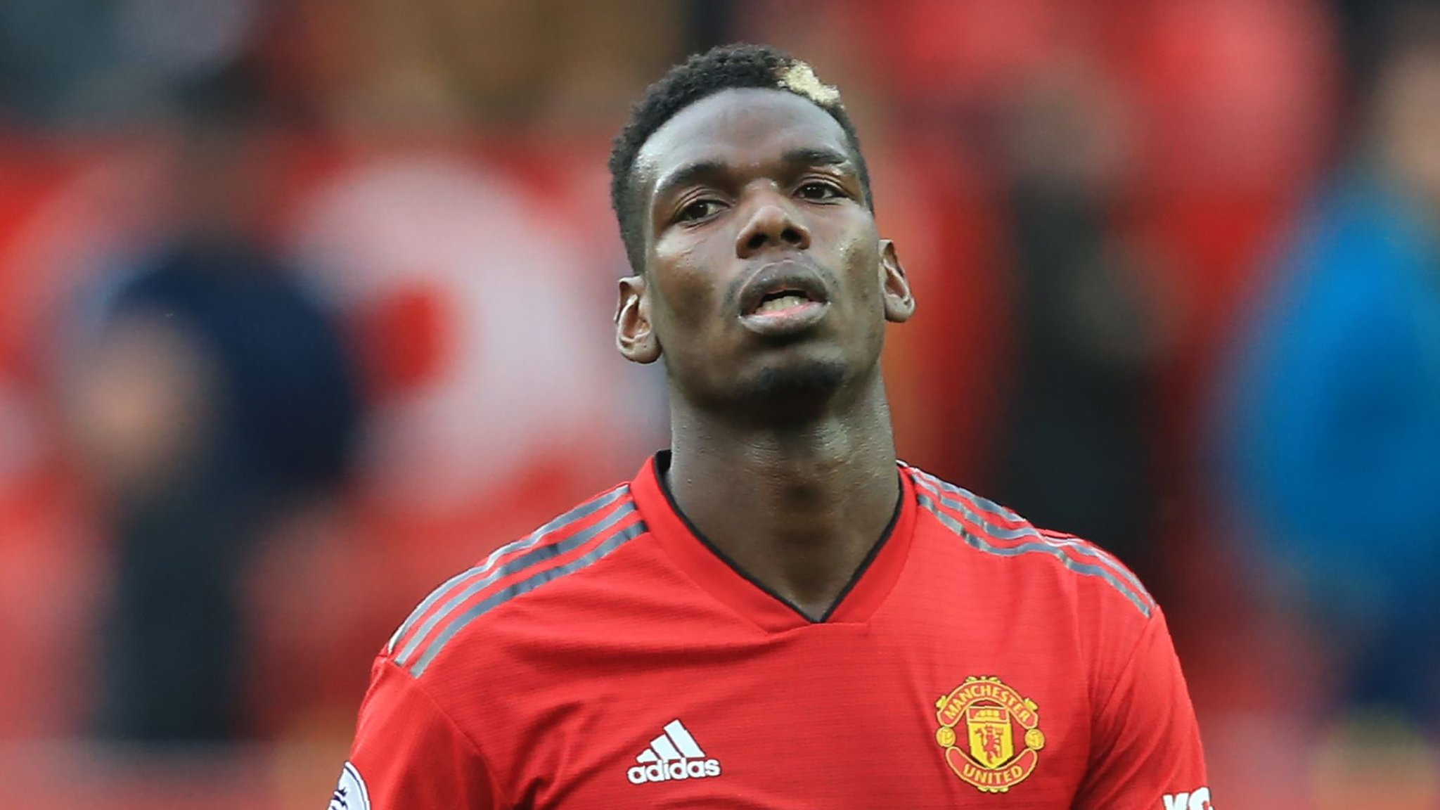 Pogba says Man Utd must 'attack, attack, attack' at home
