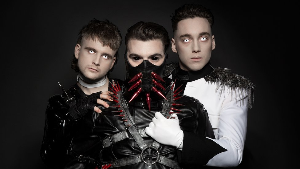 Eurovision: Iceland embraces Hatari's bleak message for Israel contest