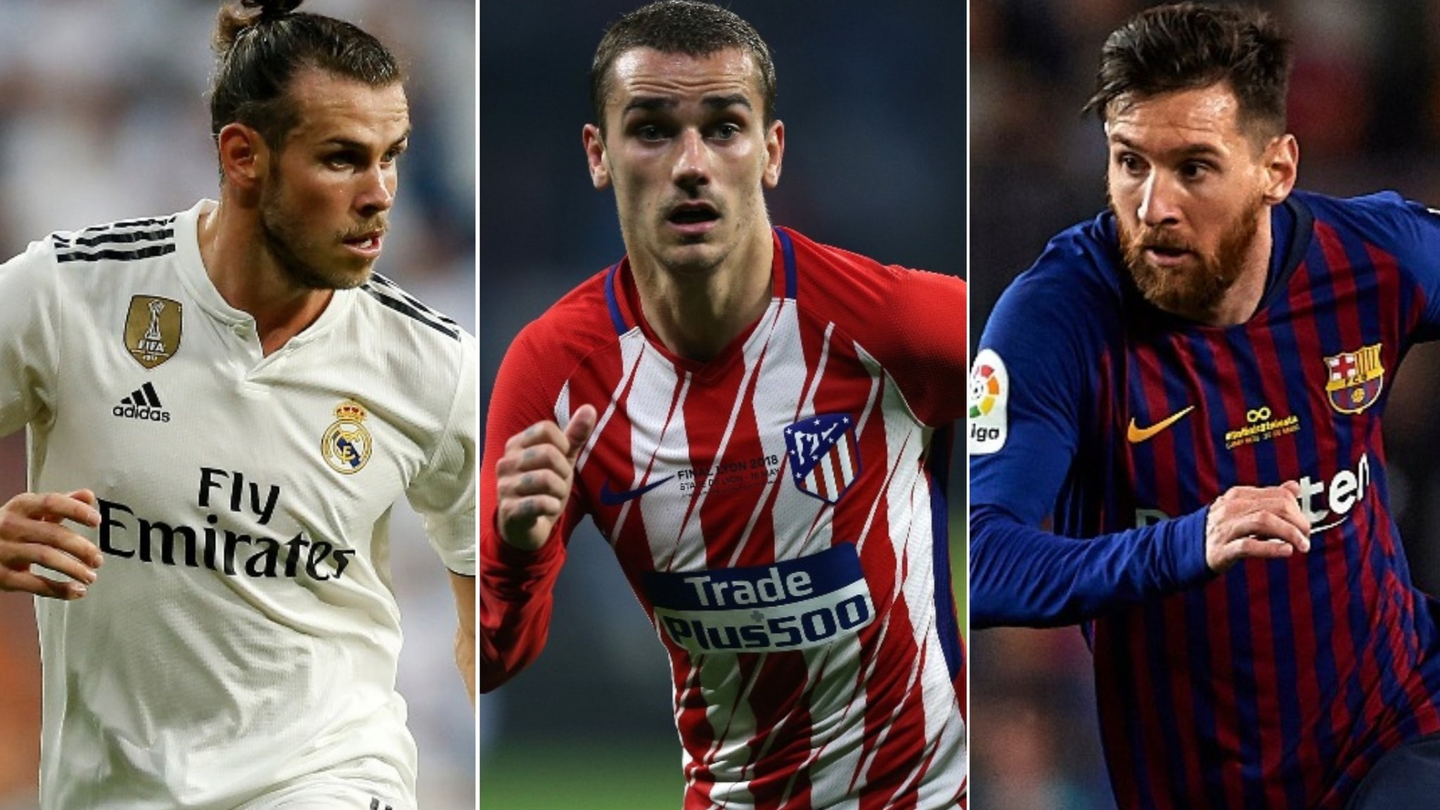 Could Atletico beat Real & Barca to La Liga title?