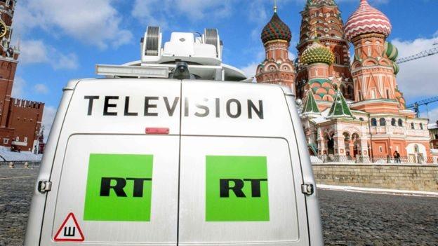 俄羅斯電視頻道