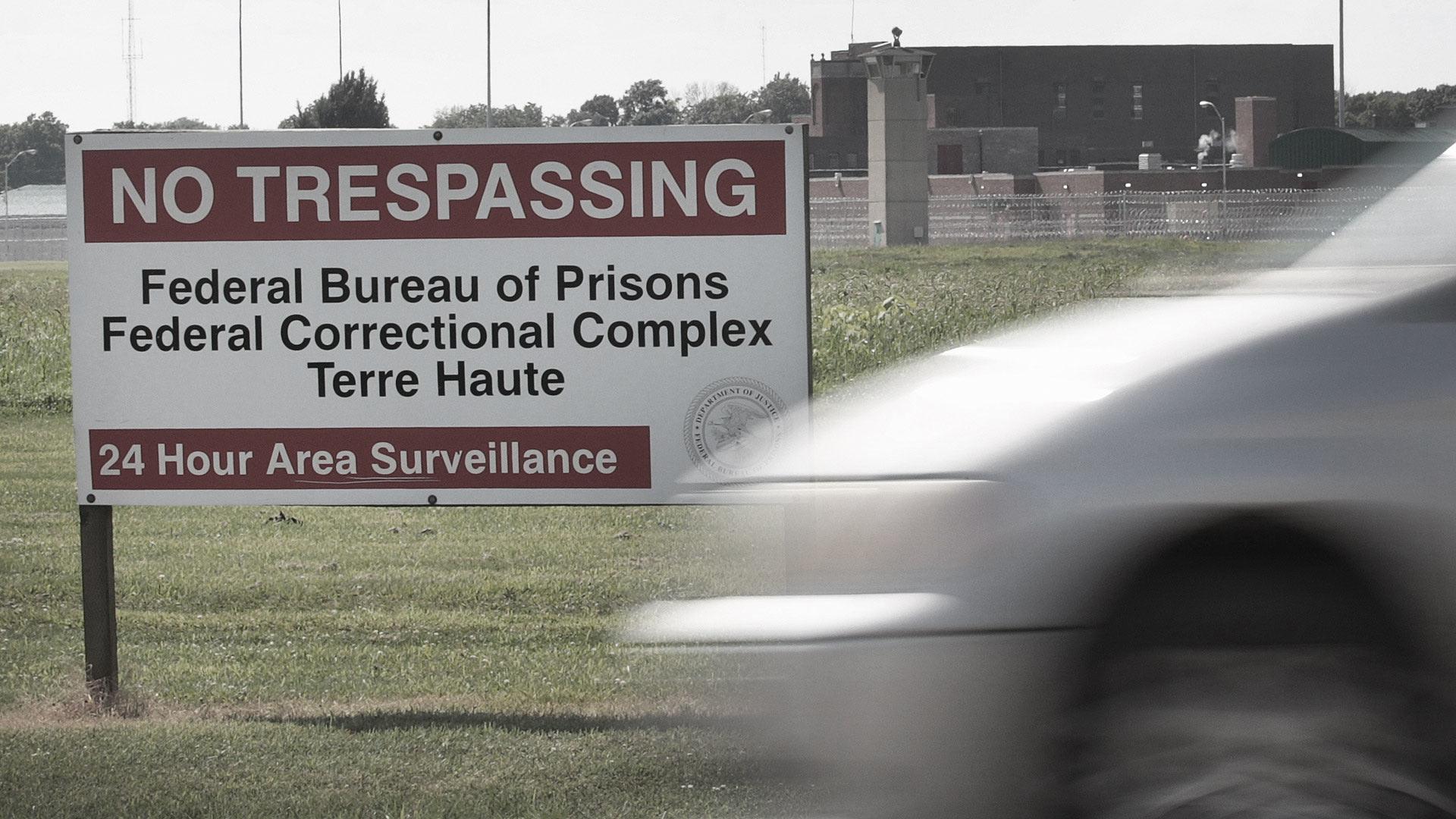 Penjara Terre Haute, Indiana.