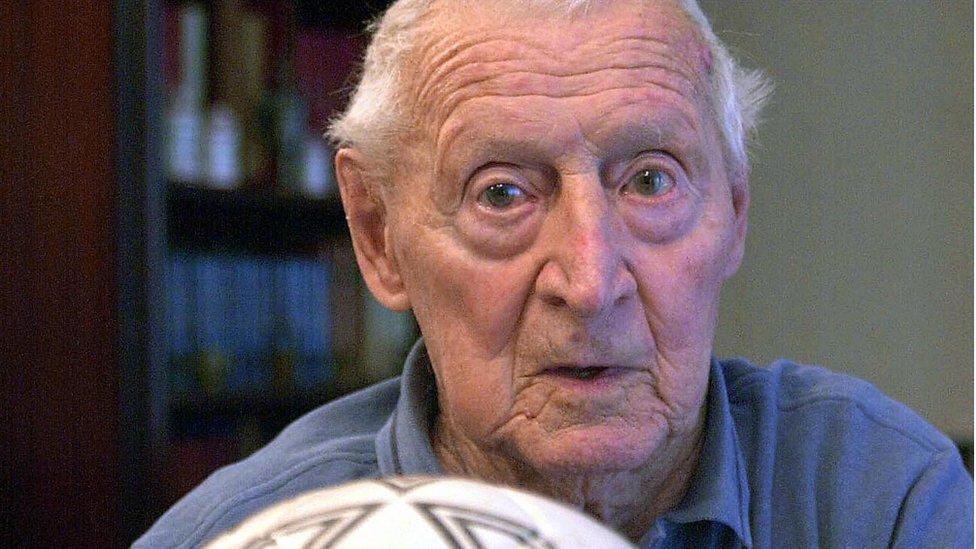 Lucien Laurent, el anotador del primer gol de los Mundiales, murió en 2005.