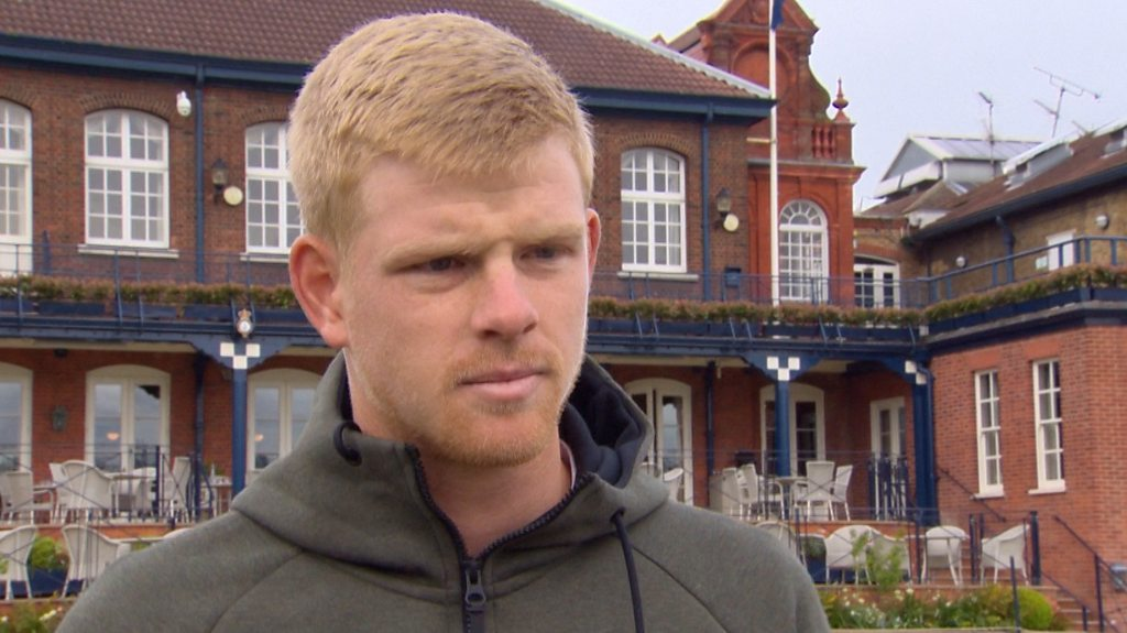 Kyle Edmund deals with being British number one 'in his own way'