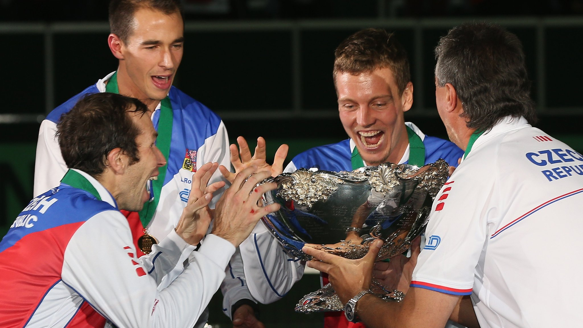 'Changes threaten death of Davis Cup' - past winners Berdych & Hewitt speak out