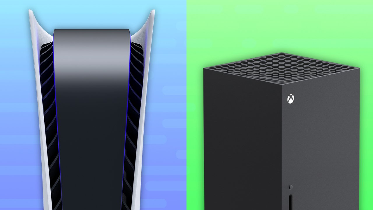 The PlayStation 5 and Xbox Series X