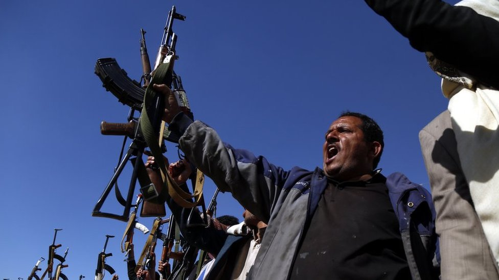 Yemen war: Ceasefire takes effect in Hudaydah after skirmishes