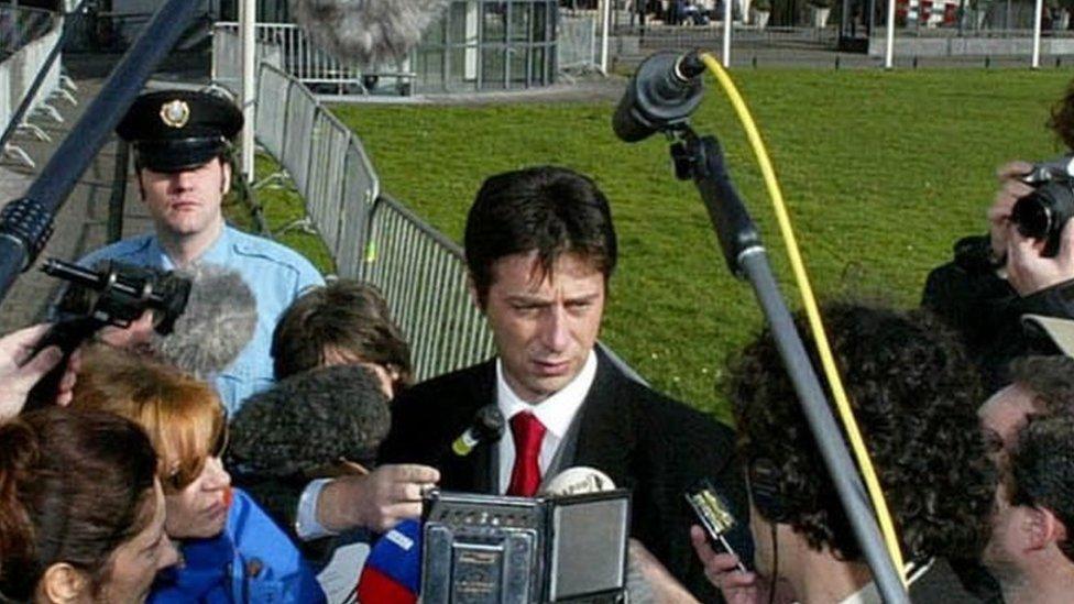 У Сербії застрелили адвоката Мілошевича