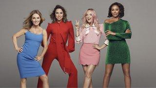 BBC News - Spice girls will start tour in Dublin